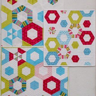 Hexagons by Machine 1