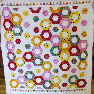 Hexagons by Machine 3