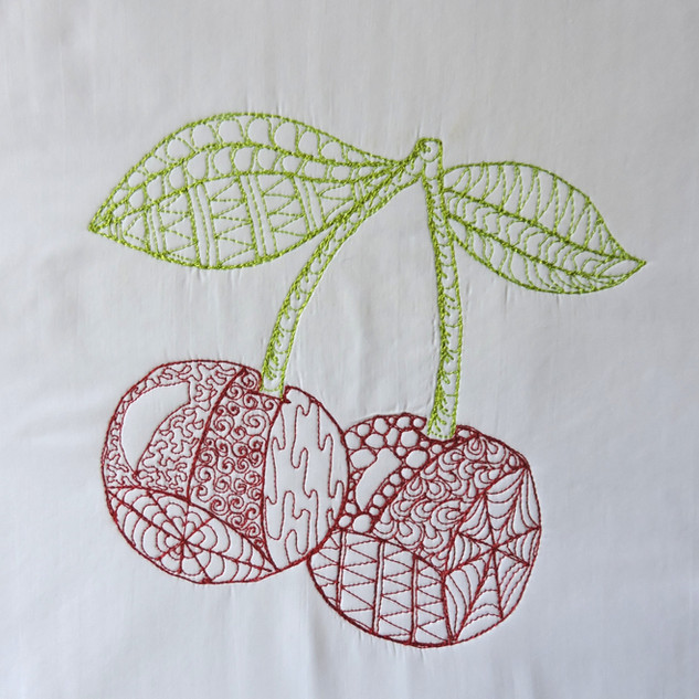 Doodle Quilting 1