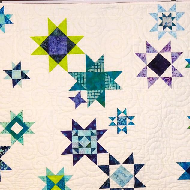 Constellation Quilt 1