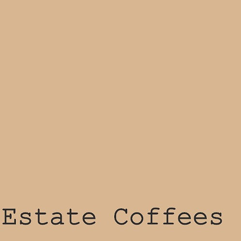 Single Origin Estate Coffees