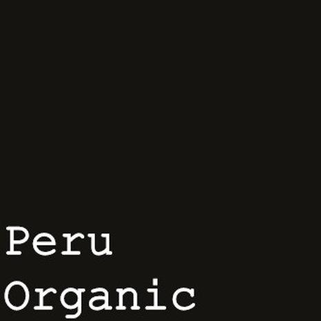 Organic Peru Andes Fair Trade