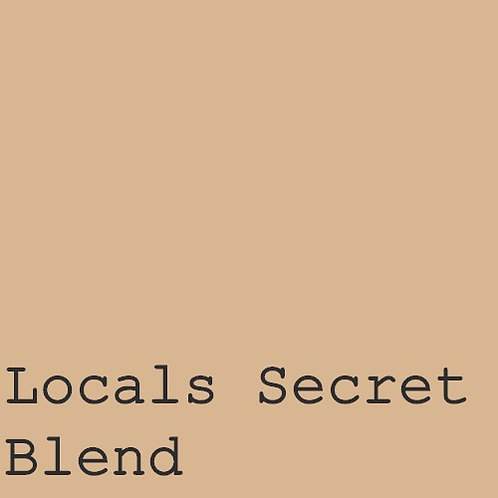 Locals Secret Blend