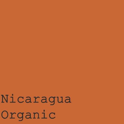 Organic Nicaragua Wiwilli Fair Trade