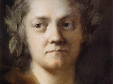 "L'Italo-Americano: ""Rosalba Carriera: The Most Successful Woman Painter in Europe"""