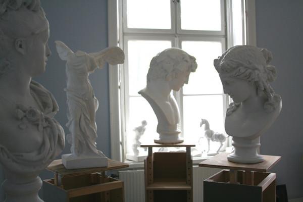 Atelier Stockholm's Cast Collection
