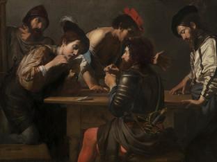"""Museum Exhibition: """"Valentin de Boulogne, Beyond Caravaggio"""""""