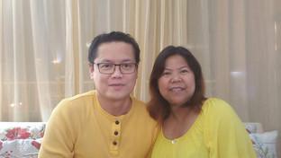 Mr. Edwin Gaa & Mrs. Ivy Gaa