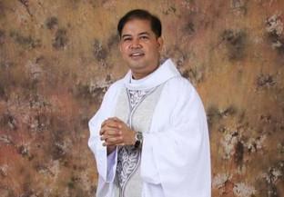 Rev. Fr. Daniel Dalmacio Coronel, SJ