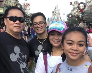 Mr. Zalde Bonite and Family