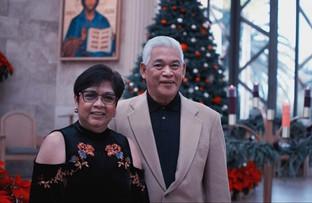 Mr. Ricardo O. Montillano & Mrs. Gilda B. Montillano
