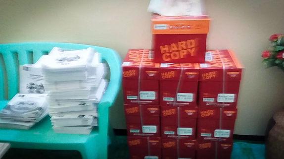 Coronel-Endaya Foundation Charitable Donations