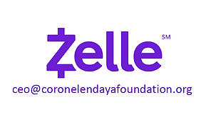 Coronel-Endaya Foundation Zelle Donation