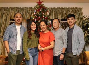 Mr. Emiliano U Mallari Jr. & Family