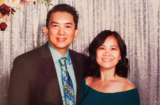 Mr. Jay Estero and Mrs. Ann Estero