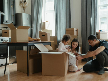 Turn Your New House Into A Home Right Away