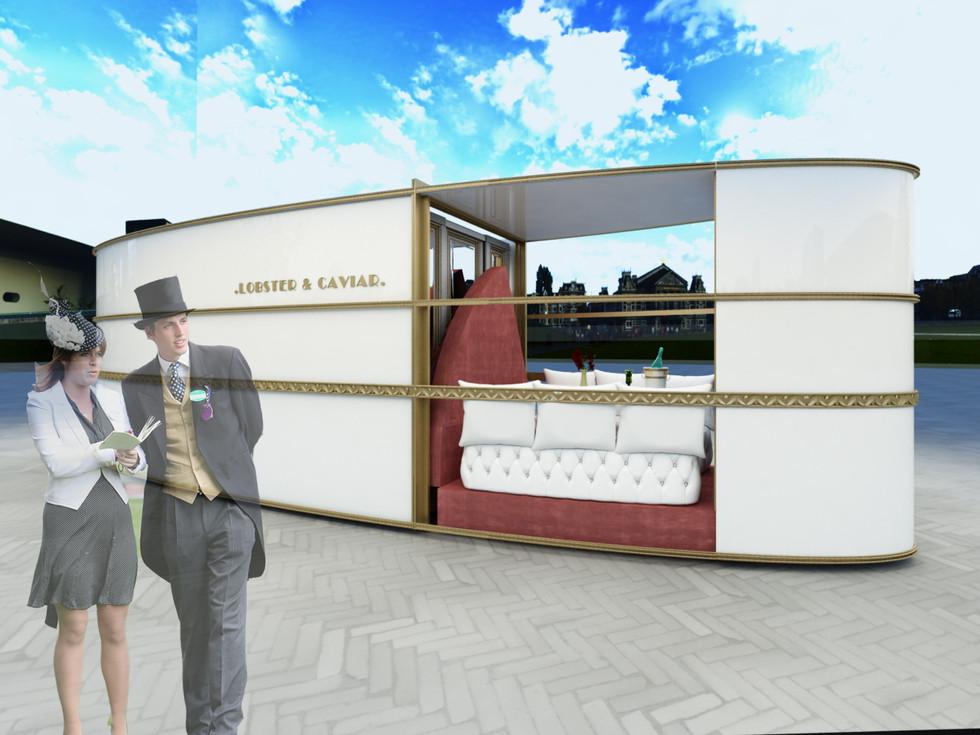 Portable Restaurant - UK