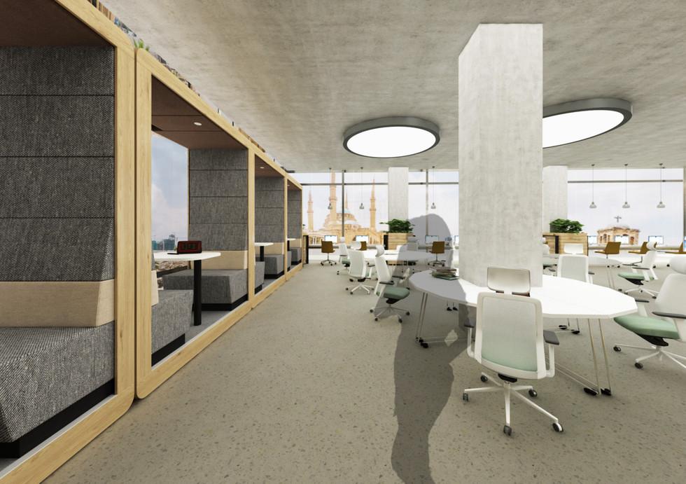 Co-working Spaces - Lebanon