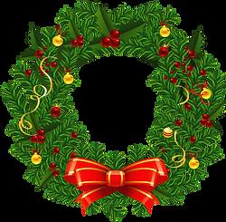 Large_Transparent_Christmas_Wreath_PNG_P