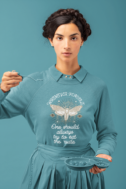 Apparel design by Thomas Mee Design Works