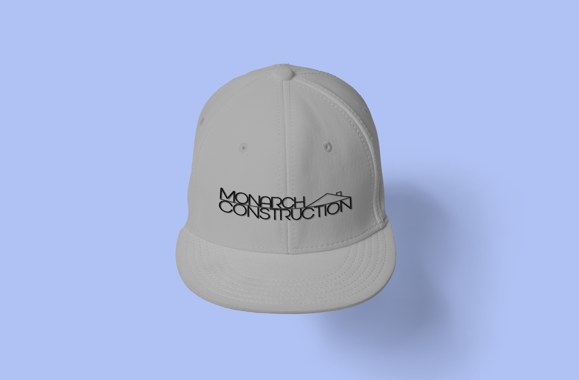 Branding and Work Uniform Hat Design by Thomas Mee Design Works