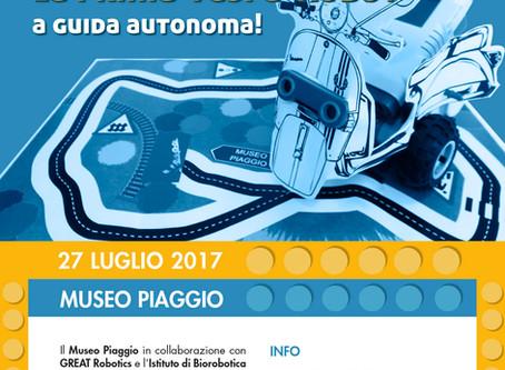 27 Luglio 2017 Museo Piaggio - Pontedera
