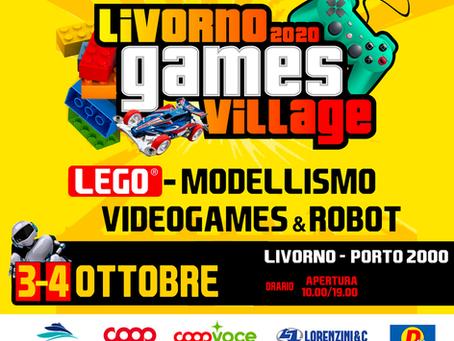 Livorno Games Village 2020