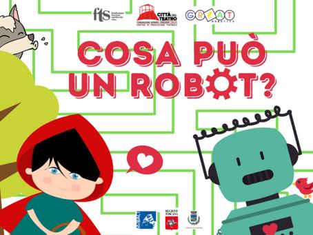 Cosa può fare un robot?