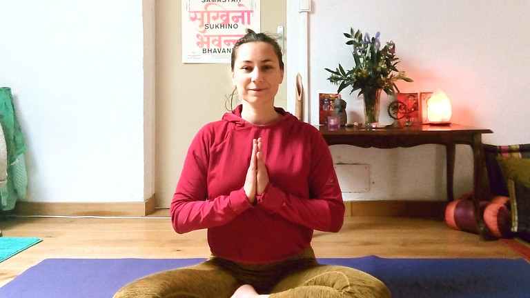 Atelier Yoga Thé Philo : Respirer la simplicité d'être