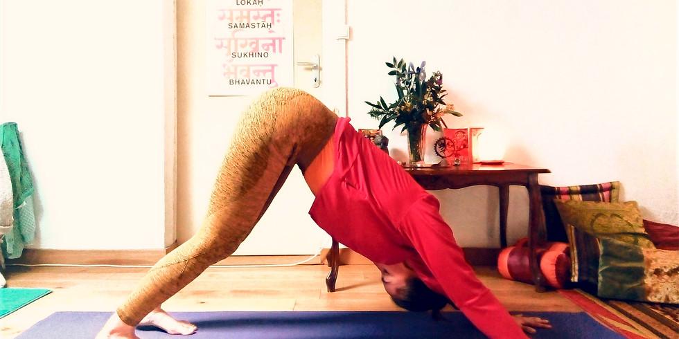 Atelier Yoga au Centre Padma