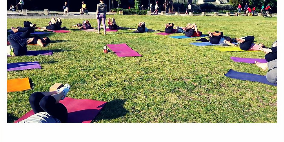 Mardi Yoga  - Plein Air - Montauban