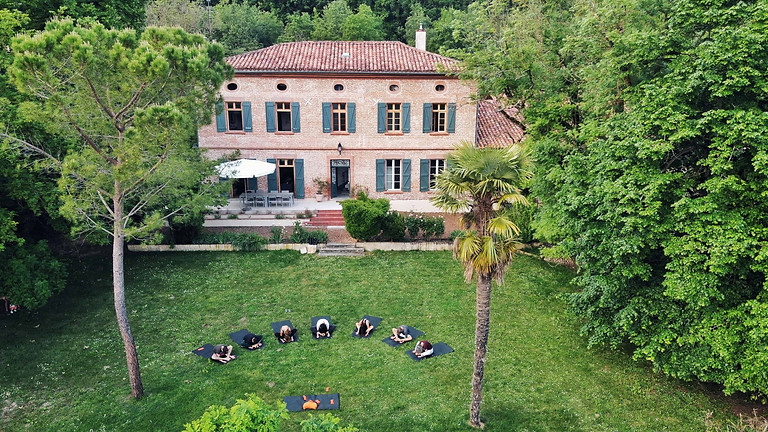 Soirée Yoga dinatoire & Ayurveda à l'Ostalas