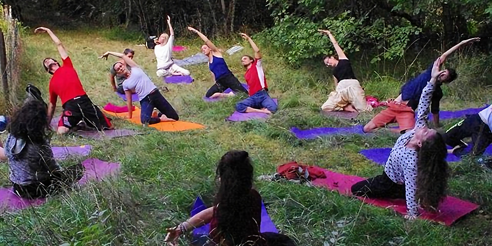 Journée Yoga et Art énergétiques