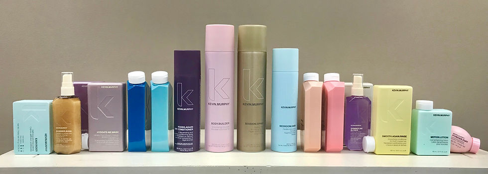 Salon Refuge is a Kevin Murphy Salon in