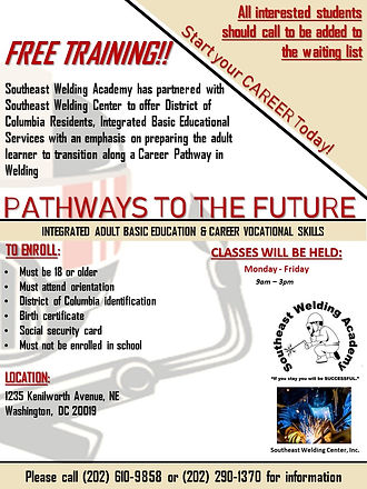 PATHWAYS TO THE FUTURE - Updated 9.14.20