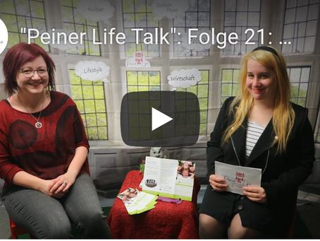 Auftritt beim Peiner Life Talk
