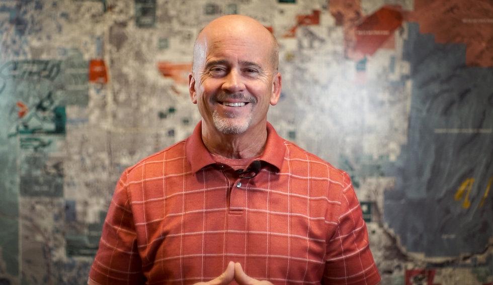 Headshot of treasurer of Capstone Christian Academy, a Christian school in Las Vegas, NV