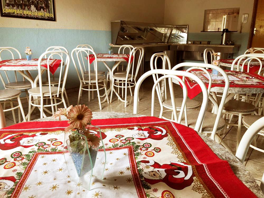 Sala Café da Manhã