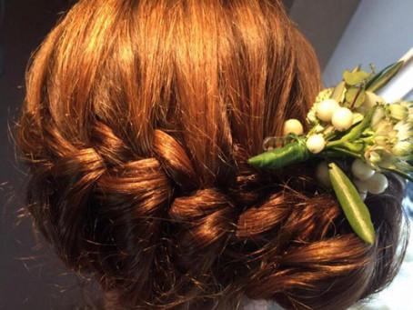 Wedding hair up styles.  Petersfield, Alresford,Portsmouth, Chichester.