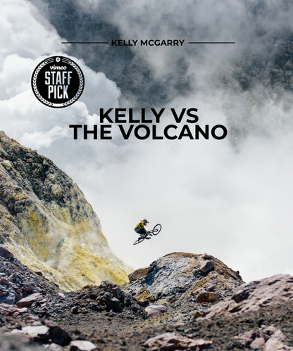 KELLY VS THE VOLCANO