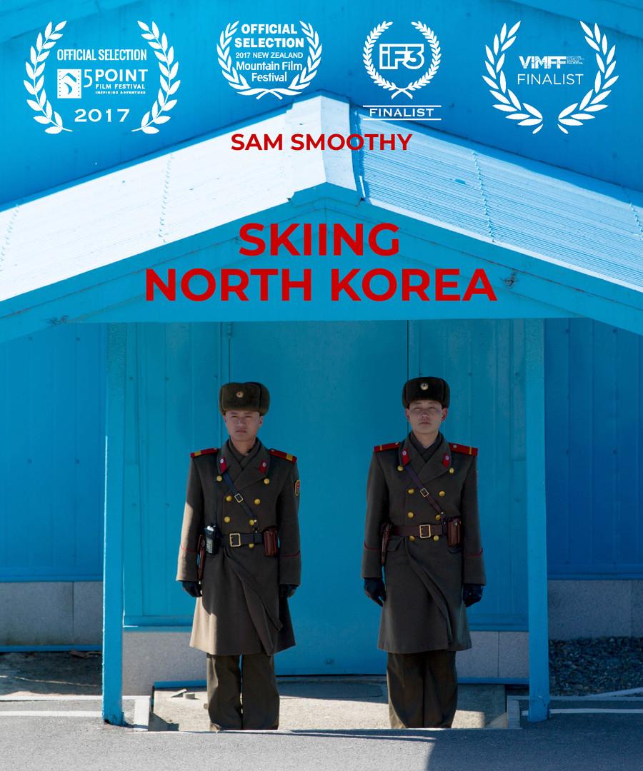 SKIING NORTH KOREA
