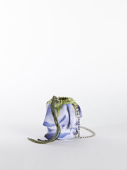 Lilac Mini Rose Bag
