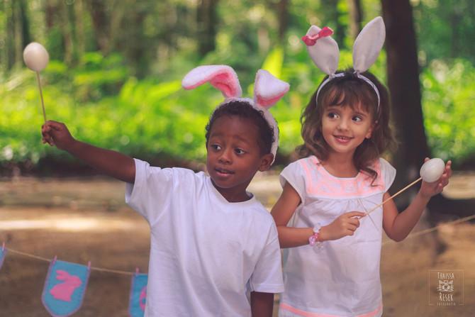Mini Ensaio de Páscoa ☆ Luísa e Rodrigo