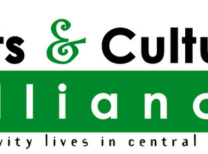 Arts and Culture Alliance starts monthly Newsletter for Members!