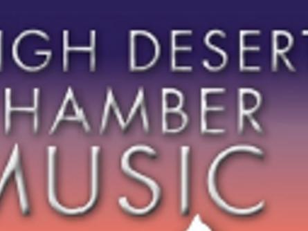 High Desert Chamber Music awarded grants