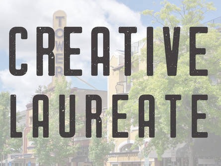 Could you be Bend's First Creative Laureate?