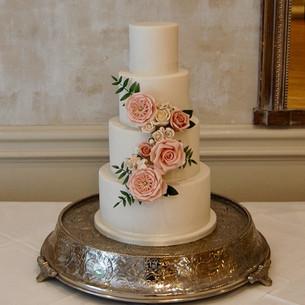sugar rose wedding