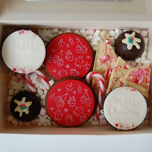 Christmas Treat Box - Regular