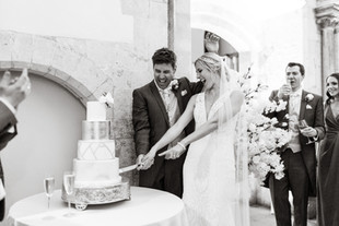 Farnham Castle Cake Cutting
