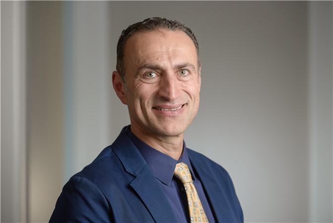 Cardiology Doctor Behzad Molavi portrait